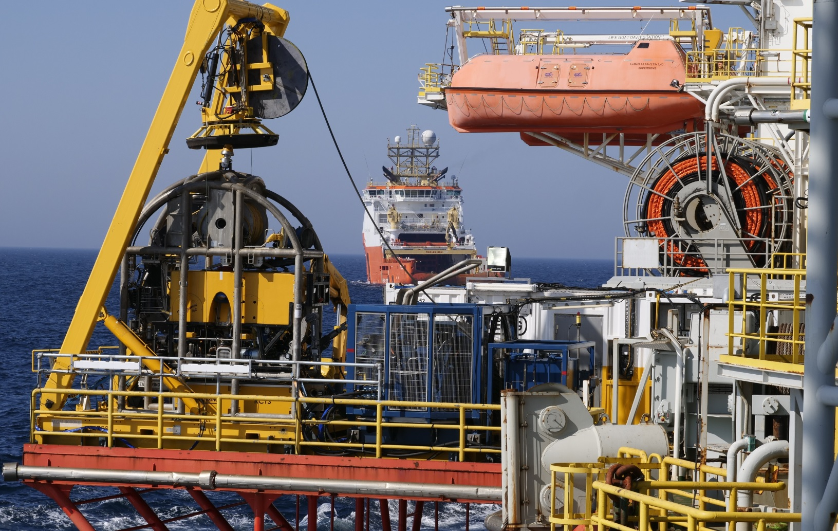 INCREASE WORKABILITY OF AN OFFSHORE TOOL WITH INNOVATION OR WITH ADDING SIMPLICITY?